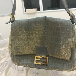 Fendi bag purchased at Nordstrom.  Worn once!