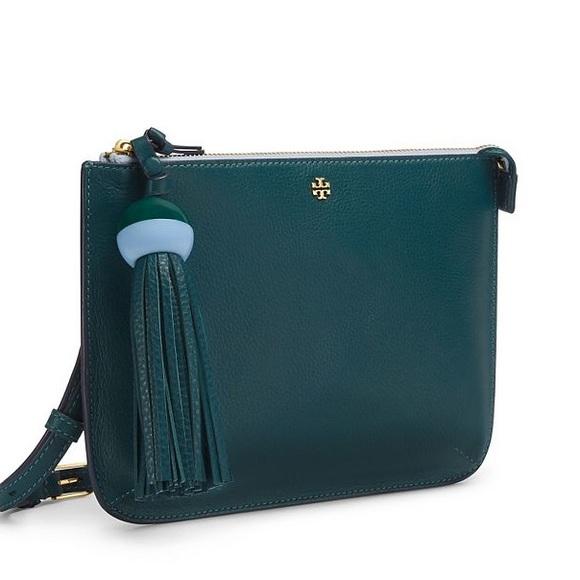 Tory Burch Bags   Nwt Tassel Cross Body Bag   Poshmark 977b5f6333