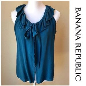 Banana Republic Tops - Banana Republic | 100% Silk Blouse