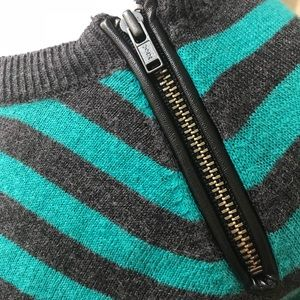 Halogen Sweaters - Halogen | Striped Pullover Sweater
