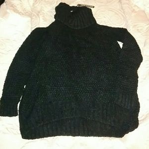 Tops - NWT Open Shoulder Sweater