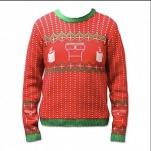kings road sweaters descendents christmas sweater unisex sz sm - Descendents Christmas Sweater