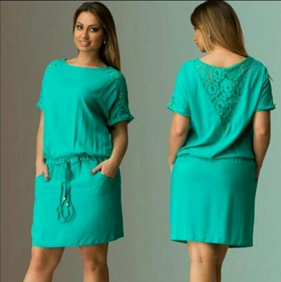 Dresses Plus Size Cute Dress 045 Poshmark