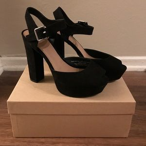 Once Upon A Pair of Bombshell Velvet Pumps