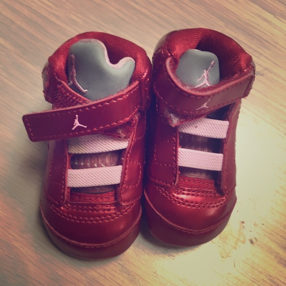 official photos 3370c f810e 0-3months baby girl Jordan sneakers