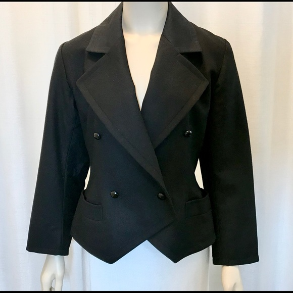 e52ca04e132 Yves Saint Laurent Jackets & Coats | Le Smoking Jacket Sz 42 | Poshmark