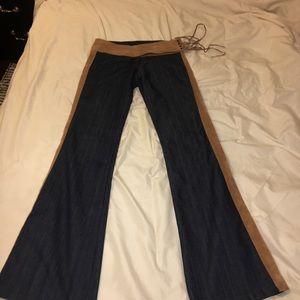 Vintage Bebe Jeans/ 70s Flare/ BellBottoms