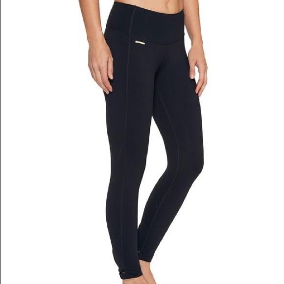 7a672cd83e Lole Pants - Lole Eliana Black Yoga Pants