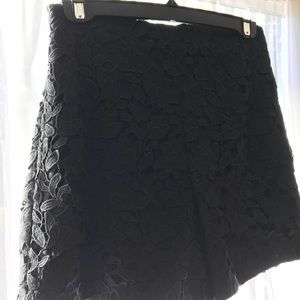 Club Monaco lace shorts