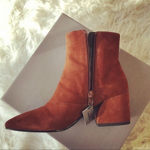 Urban Outfitters suede boots: Brand New with Tags