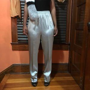 Pants - Silver Dress pants