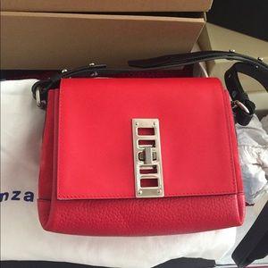 Auth. Proenza Schouler shoulder bag