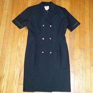 Dresses & Skirts - Murphy & Artelius Flight Attendant Coat Dress