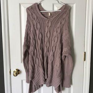 Sweaters - Vicidolls oversized knit sweater