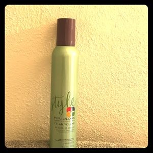 Pureology  mousse