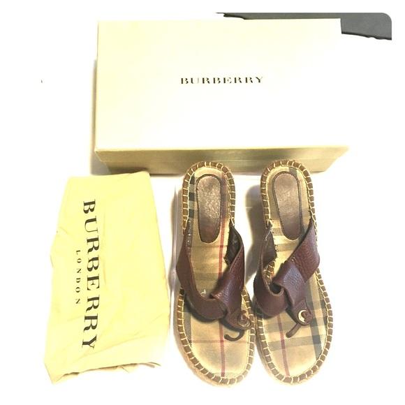 fd58f4393b3a Burberry Shoes - Genuine Women s BURBERRY Nova Check Espadrille
