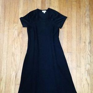 5/$25 Coldwater Creek Black Maxi Dress Size Medium