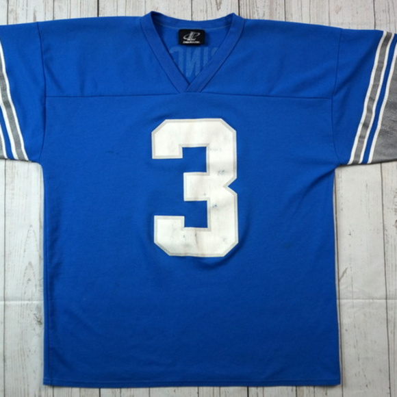 30ec49865f5 Logo Athletic Other - Detroit Lions Joey Harrington NFL Jersey Large