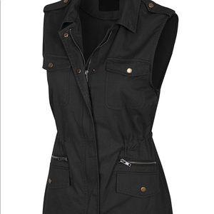 Jackets Coats Sleeveless Womens Cargo Vest Poshmark