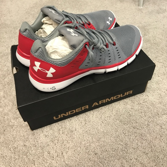 finest selection d9ea1 f1338 Under armour men's micro g limitless TR 2 NWT