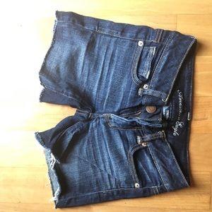 America Eagle shorts