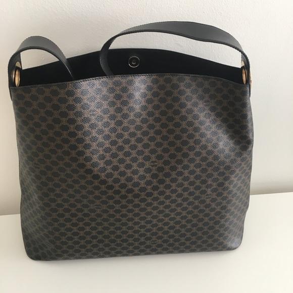 ee675e6fe154 Celine Handbags - Celine Macadam Shoulder bag