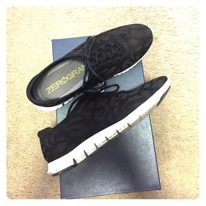 Cole Haan Zero Grand Perforated Trainer