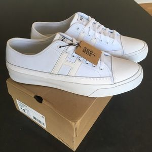 HUF Hupper 2 size 12 white leather BNWT