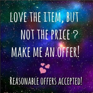 Send me an offer! 