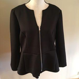 Eloquii zipper jacket size 20