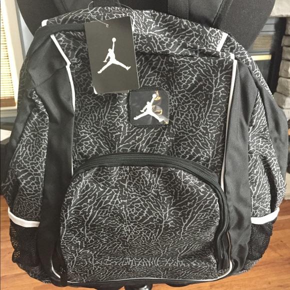 af126512d62396 Handbags - Michael Jordan Backpack NWT