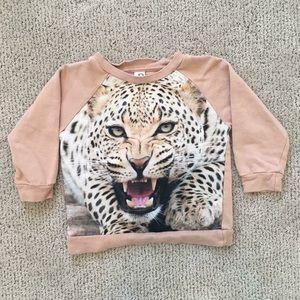 Popupshop Leopard Sweater