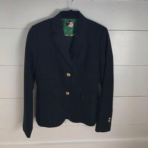Jcrew classic navy blazer
