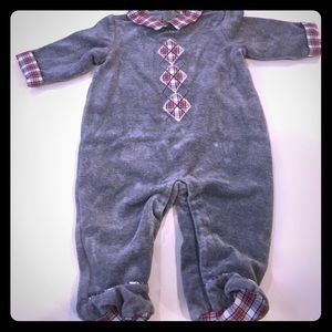 Baby's First Christmas Outfit!