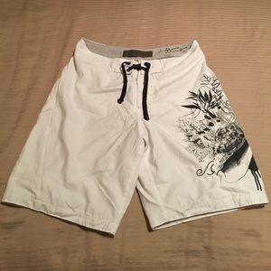 Swim trunks / Board shorts.