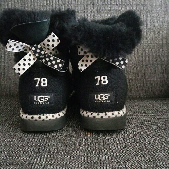 1167e5750aa Limited Edition Anniversary Uggs