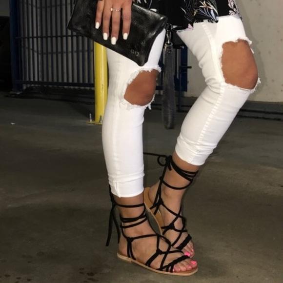 c9f9893d7376 Chinese Laundry Shoes - Kristin Cavallari tori sandals