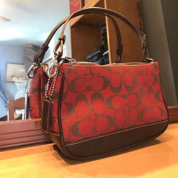 Coach Handbags - Coach mini purse