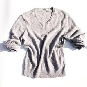 UNIQLO cashmere sweater.