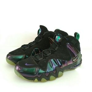 Nike Barkley Posite Max 11 Shoes Black 555097 003
