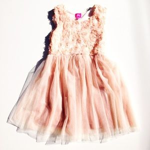 FLOWER GIRL/PARTY/HOLIDAY girl dress