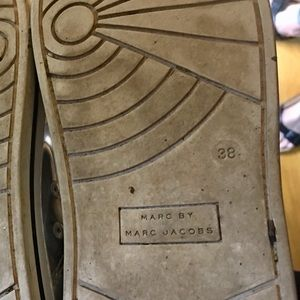 Marc By Marc Jacobs Shoes - EDITOR'S PICK  |  MbyMJ metallic high tops