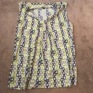Women's adorable top size large