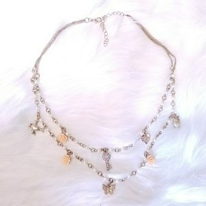 Jewelry - Gold Charm Necklace