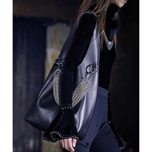 Alexander Wang Bags   Genesis Box Chain Bag Hobo New   Poshmark d014b22aeb