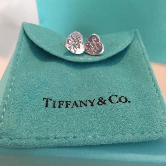 5366615ece3b Tiffany   Co Notes Heart Earrings Mini. M 59f4e4ecc6c7951294025ea6