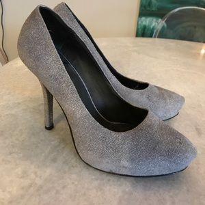 Shoes - Elizabeth and James Grey pumps