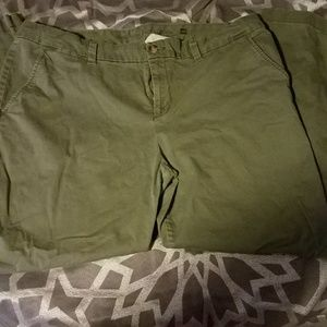 Army color Jeans