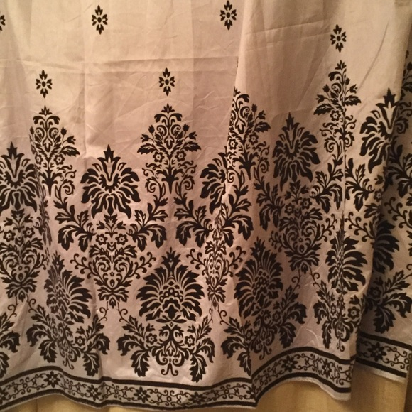 Shower Curtain Used For Short Time In Rental | Poshmark