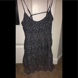 H&M strapped dress